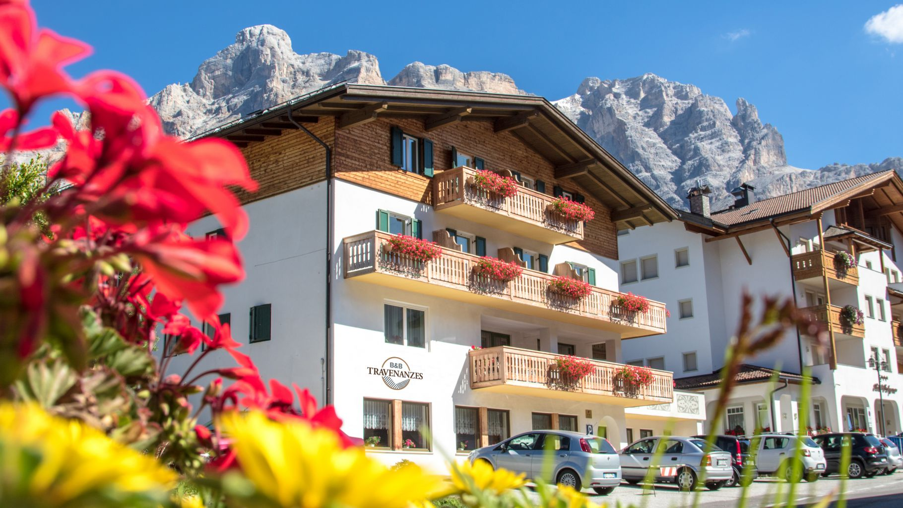 Bed and Breakfast Travenanzes in Alta Badia